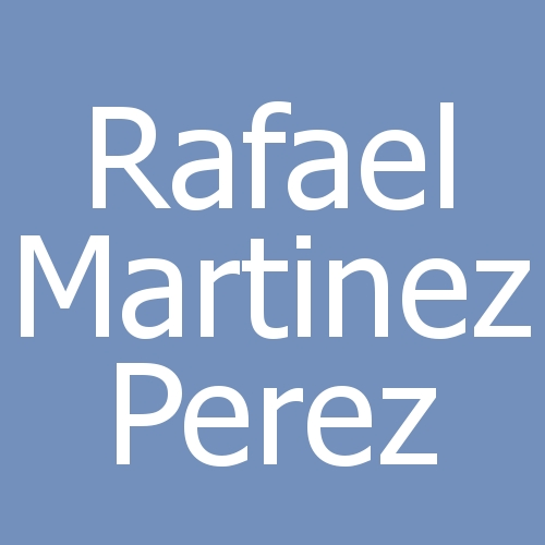Rafael Martinez Perez