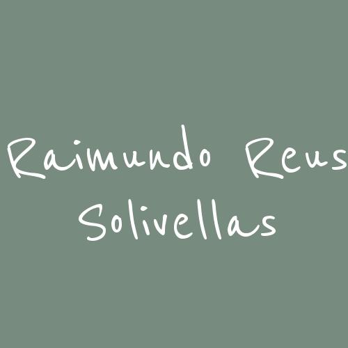 Raimundo Reus Solivellas