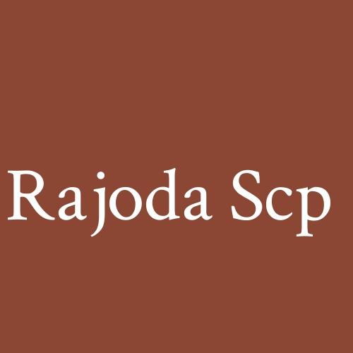 Rajoda SCP