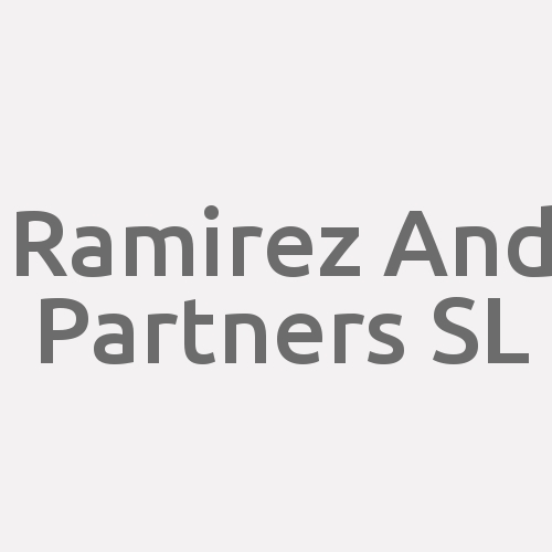 Ramirez And Partners Sl