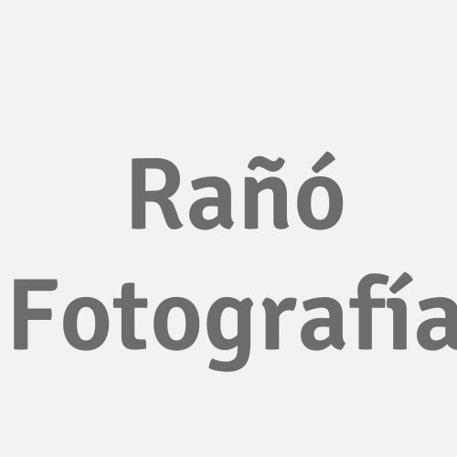Rañó Fotografía