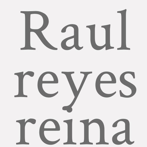 Raul Reyes Reina