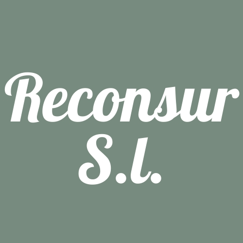 Reconsur s.l.