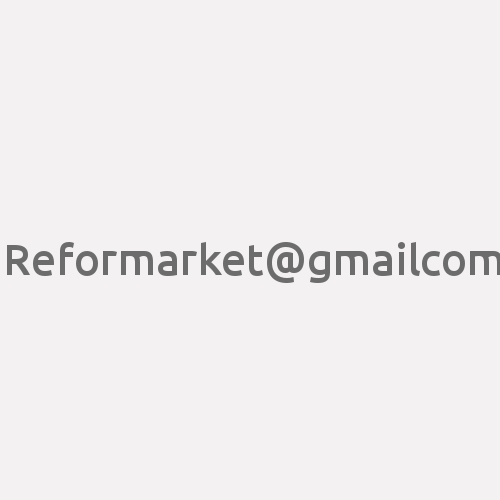 Reformarket@gmail.com