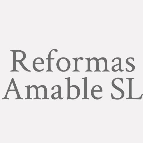 Reformas Amable S.l.