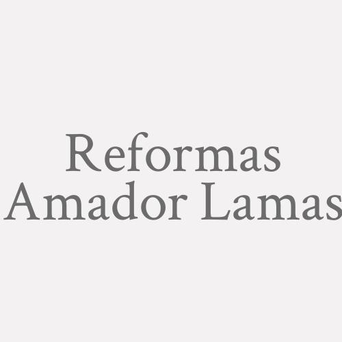 Reformas Amador Lamas