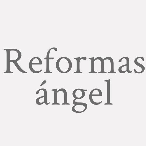 Reformas Ángel