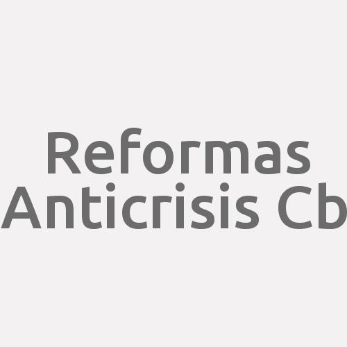 Reformas Anticrisis C.B