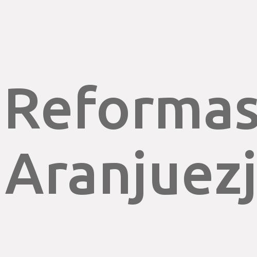 Reformas Aranjuezj