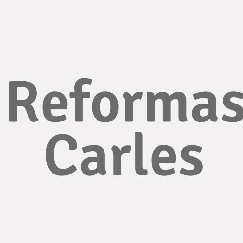 Reformas Carles