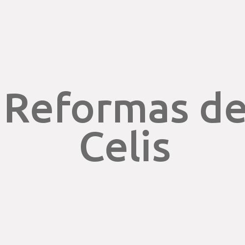 Reformas De Celis
