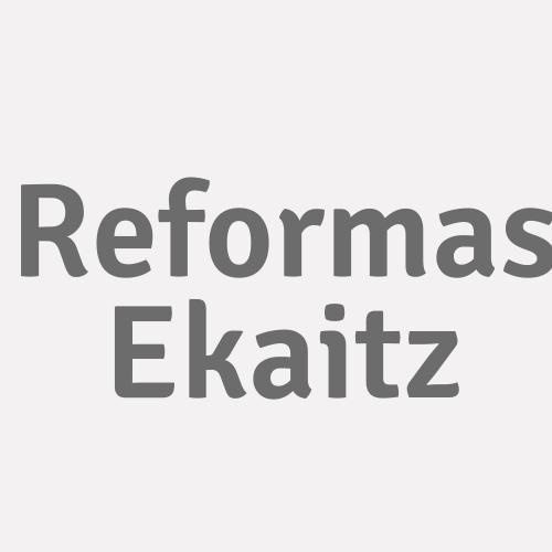 Reformas Ekaitz