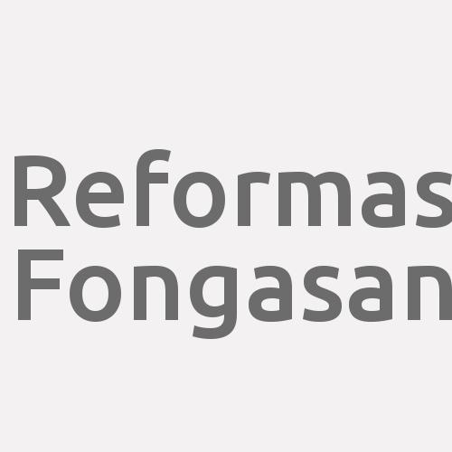 Reformas Fongasan