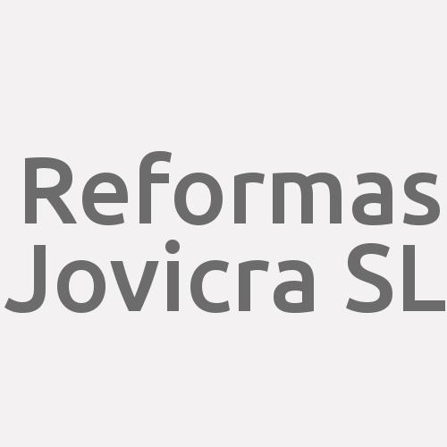 Reformas Jovicra S.l.