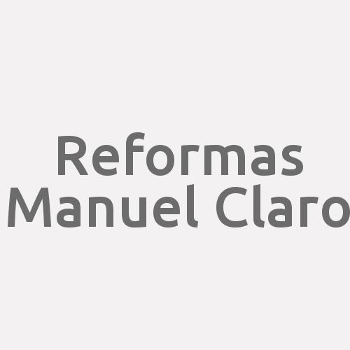 Reformas Manuel Claro