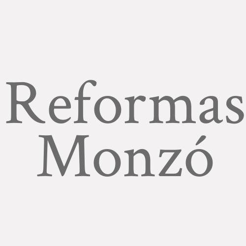 Reformas Monzó