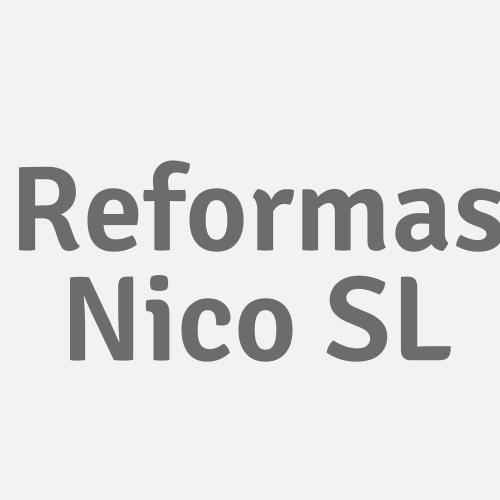 Reformas Nico S.l
