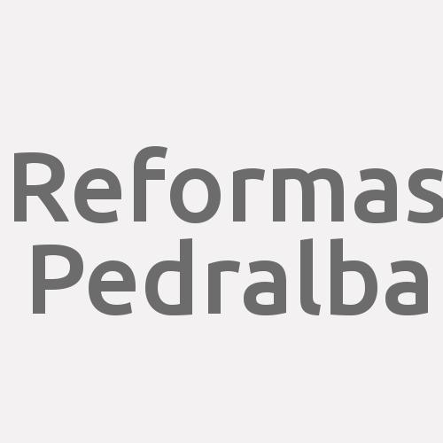Reformas Pedralba