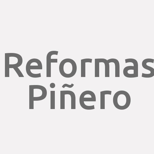 Reformas Piñero