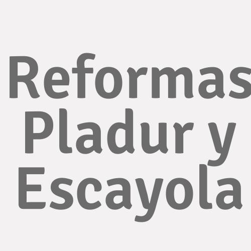 Reformas Pladur Y Escayola