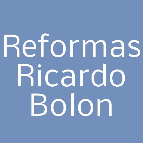 Reformas Ricardo Bolon