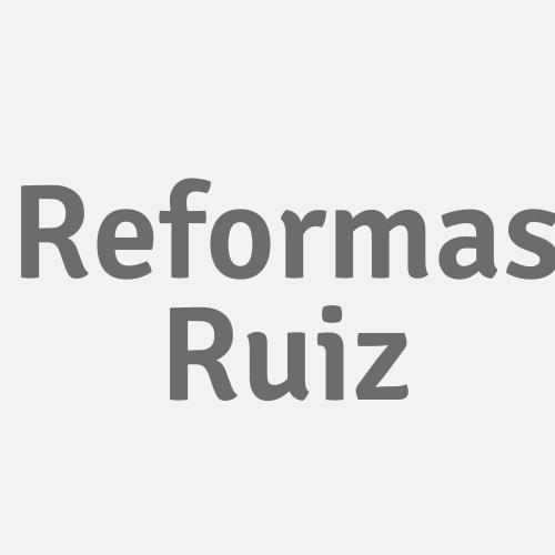 Reformas Ruiz.