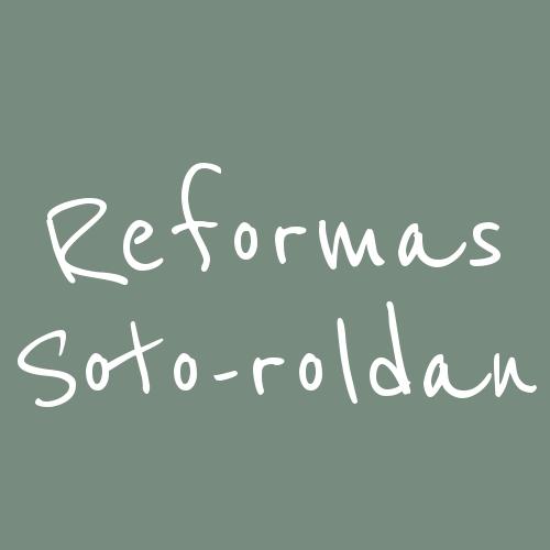 Reformas Soto-Roldán