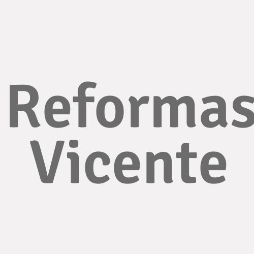 Reformas Vicente