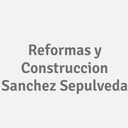 Reformas Y Construccion Sanchez Sepulveda