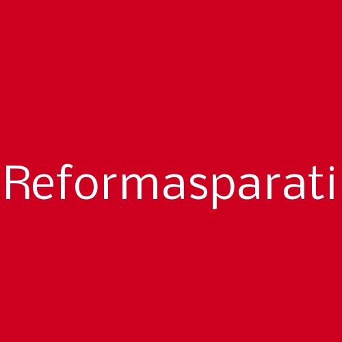 Reformasparati