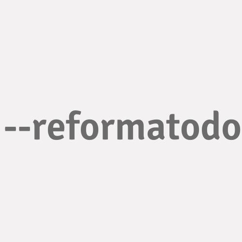 --reformatodo