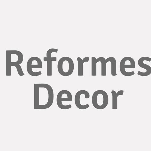 Reformes Decor