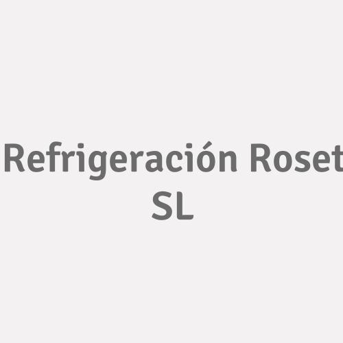 Refrigeración Roset SL
