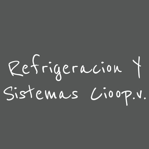 Refrigeracion y Sistemas Cioop.V.