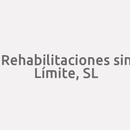Rehabilitaciones sin Límite, SL