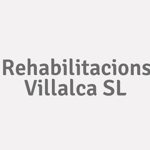 Rehabilitacions Villalca S.l.