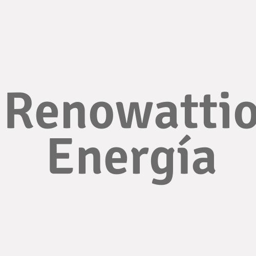Renowattio Energía