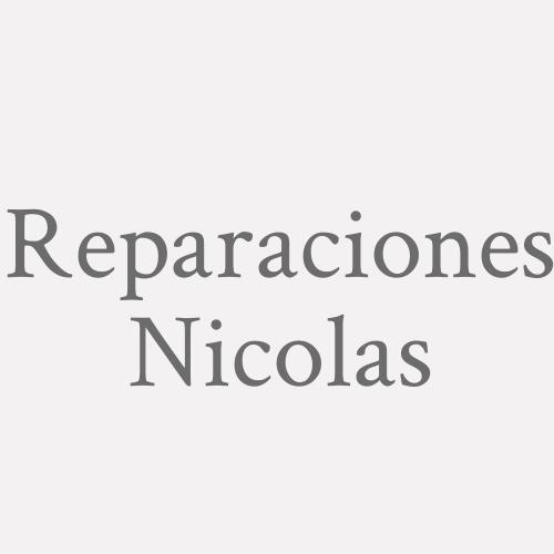 Reparaciones Nicolas