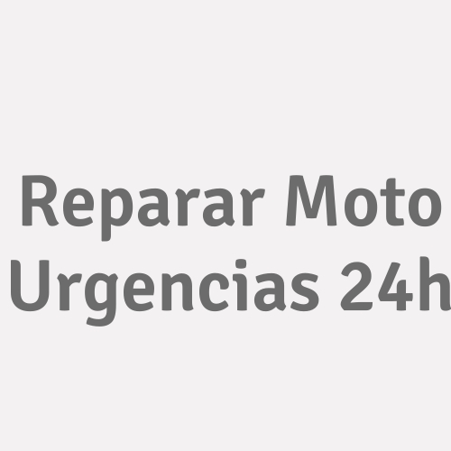 Reparar Moto Urgencias 24h