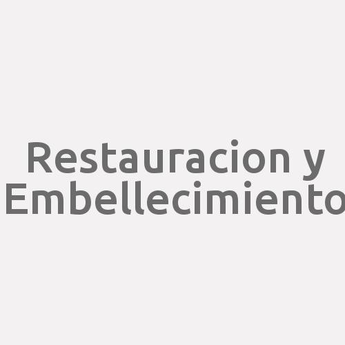 Restauracion Y Embellecimiento