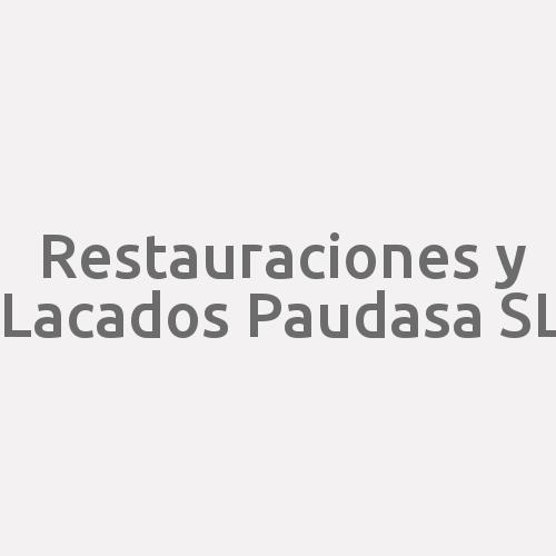 Restauraciones y Lacados Paudasa SL
