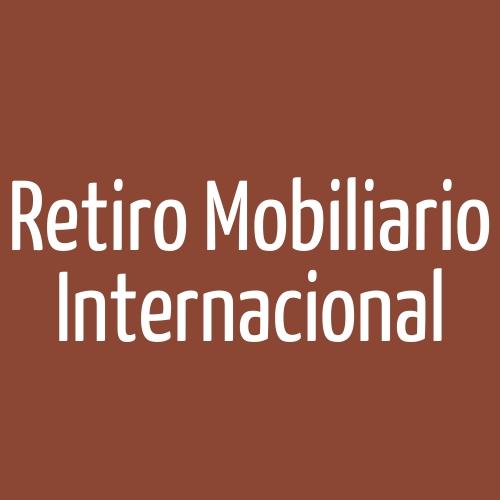 Retiro Mobiliario Internacional
