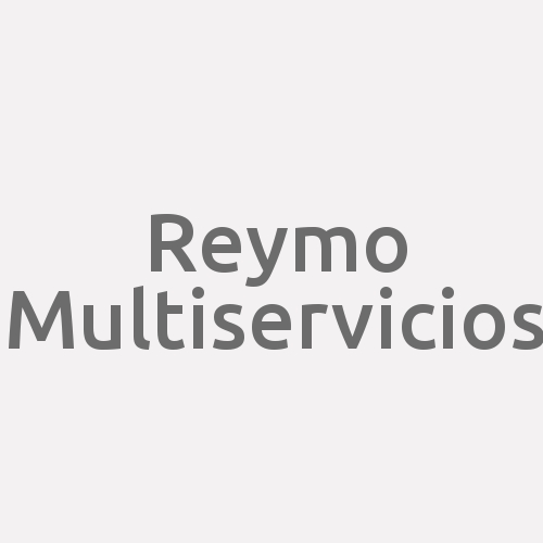 Reymo Multiservicios