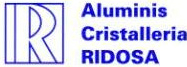 Aluminis Cristalleria Ridosa