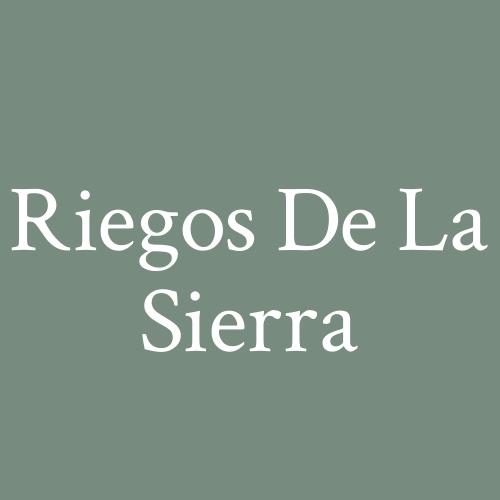 Riegos de la Sierra