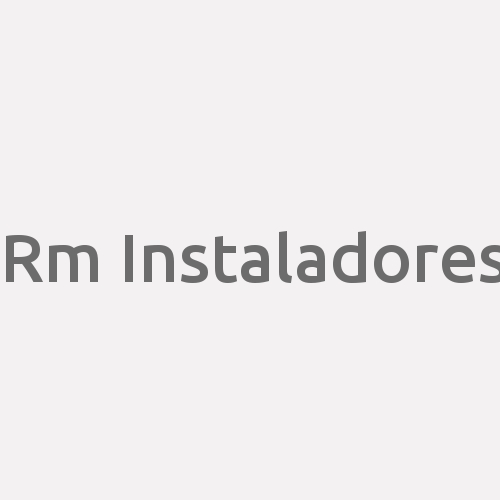 Rm Instaladores