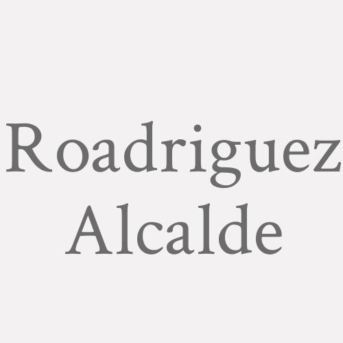 Roadriguez Alcalde