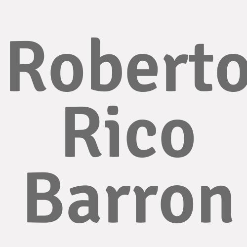 Roberto Rico Barron