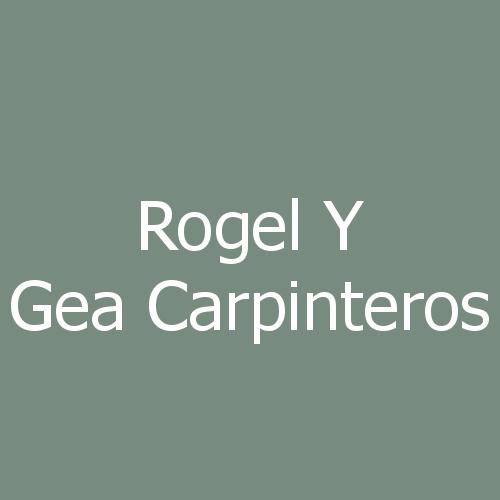 Rogel y Gea Carpinteros