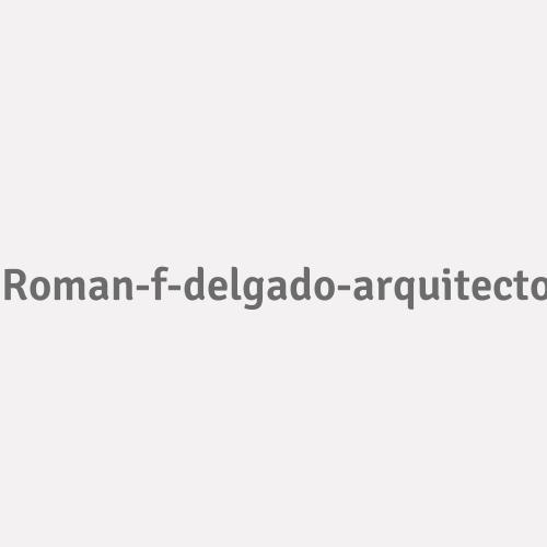 Roman-f-delgado-arquitecto